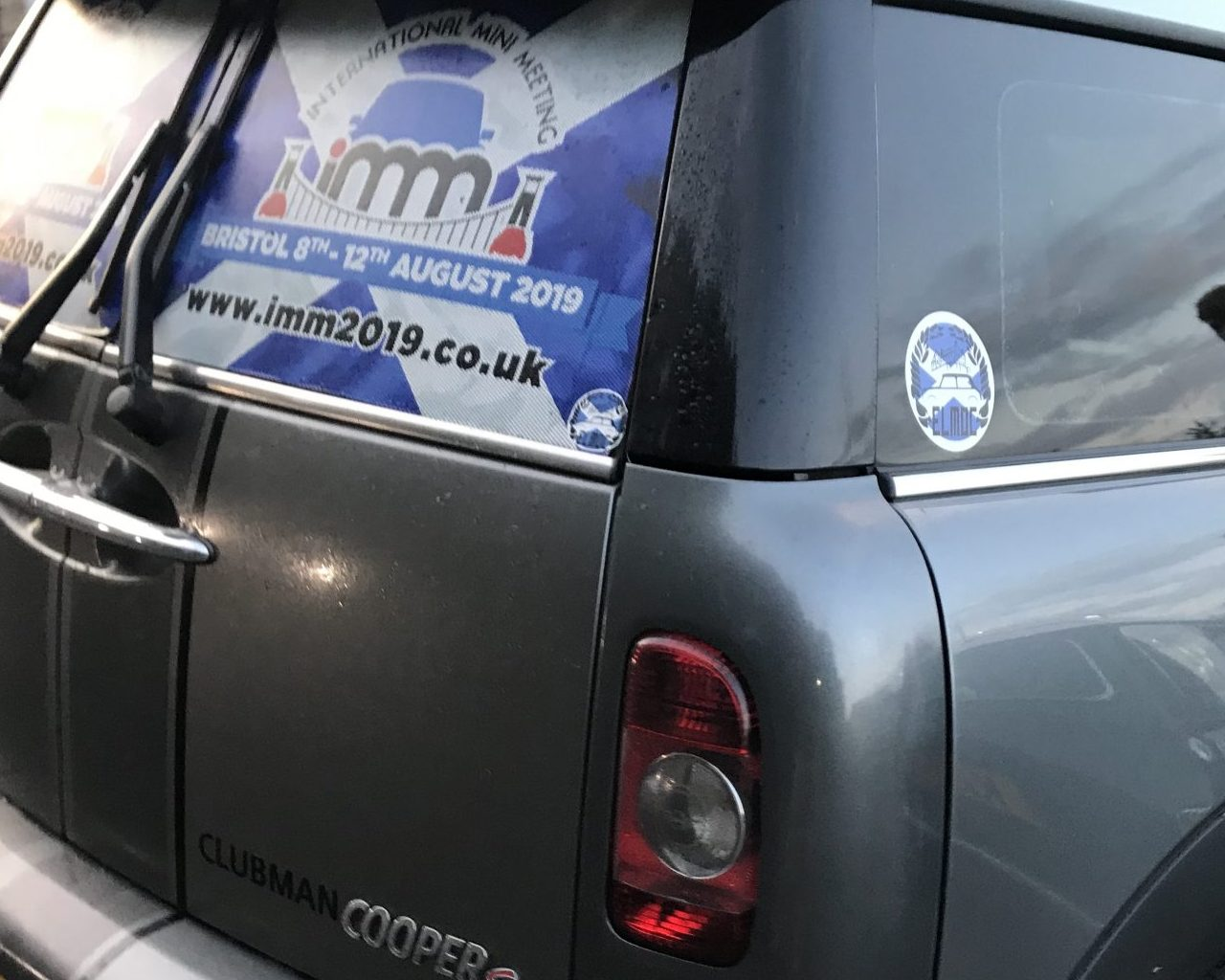 Edinburgh and Lothians Mini Owners Club